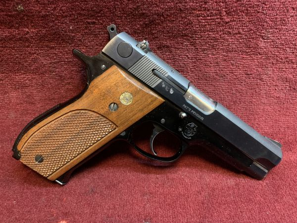 Smith & Wesson - Mod. 39-2 - 9mm Luger