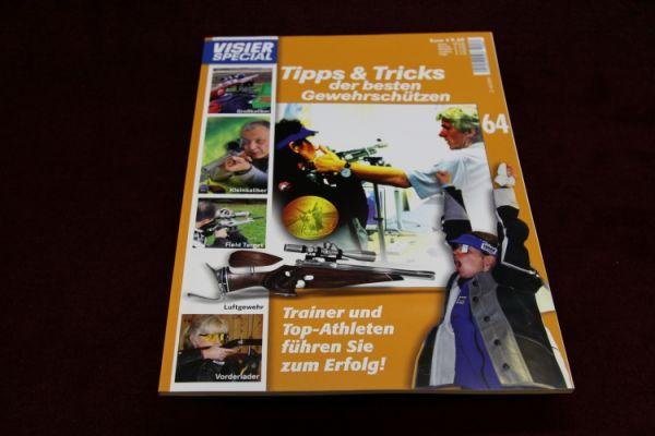 Visier Special Nr. 64 - Tipps & Tricks der besten Gewehrschützen