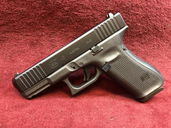 Glock - Mod. 45, Gen5, FS - 9mm Luger