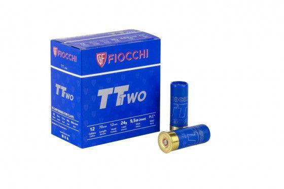 Fiocchi - TT Two 24gr. 2,0mm - Kal. 12 - 250 Schuß-Copy