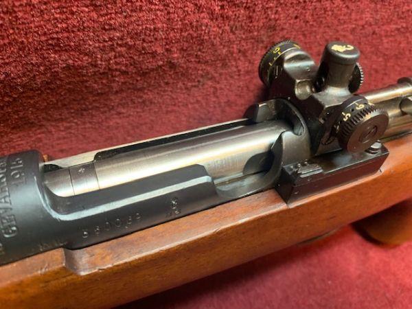 Carl Gustafs - M63, 1916 - 6,5x55 - GF-Diopter
