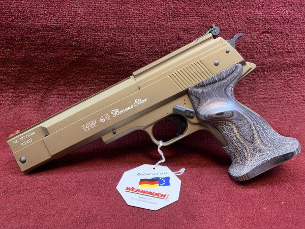 Weihrauch - Mod. HW 45 Bronze Star - 4,5mm