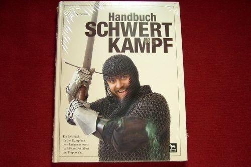 Buch: Handbuch Schwertkampf