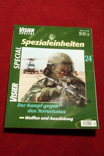 Visier Special Nr. 24 - Spezialeinheiten