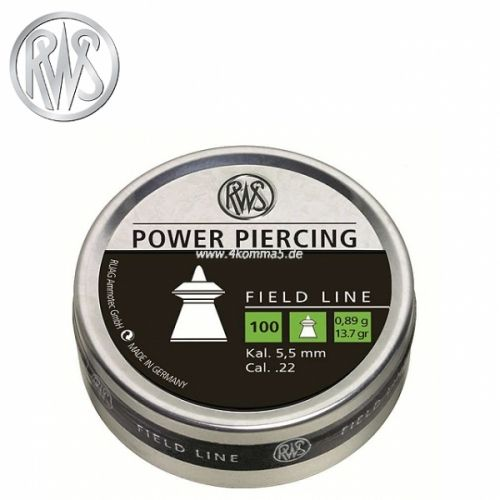 RWS - Power Piercing - 5,50mm - 0,89gr.