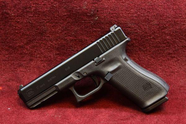 Glock - Mod. 17, Gen5 - 9mm Luger