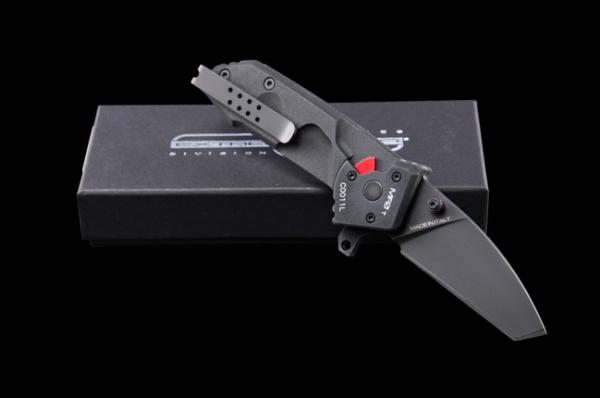 Extrema Ratio - MF0T - schwarz/testudo