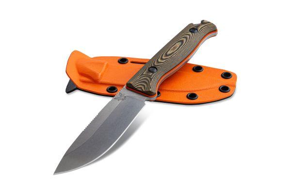 Benchmade - 15002-1 - Saddle Mountain Skinner Richlite