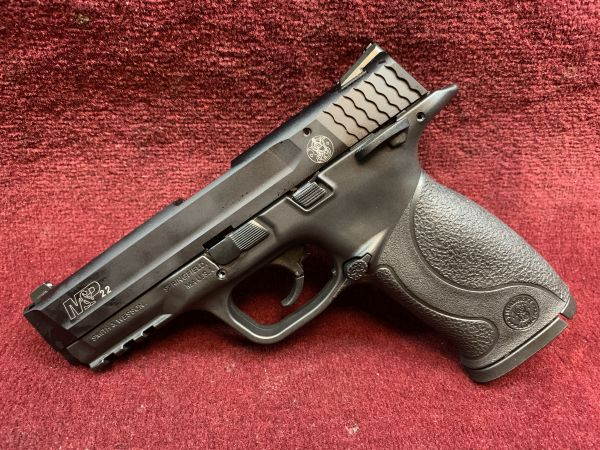 Smith & Wesson - Mod. M&P22 - .22 Lr.