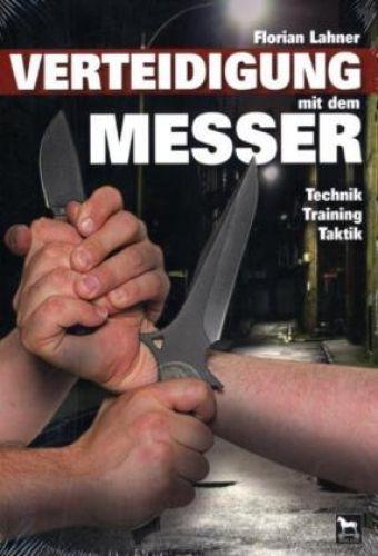 Buch: Verteidigung mit dem Messer
