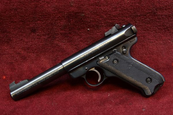 Ruger - Mod. Target MkII - .22 l.r.