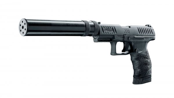 Walther - Mod. PPQ M2 Navy Kit - 9mm P.A.K.