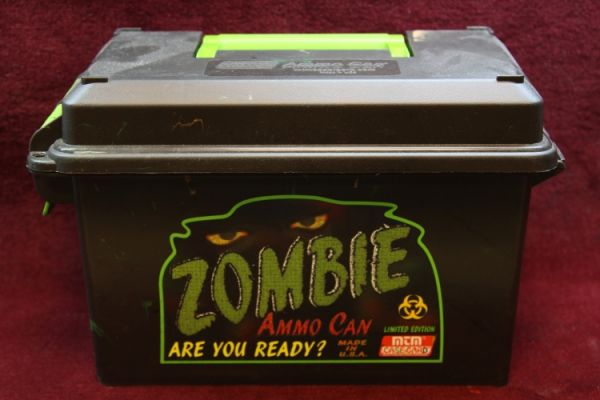 Munitionsbox - MTM - Ammo Can AC 50 Z - ZOMBIE -