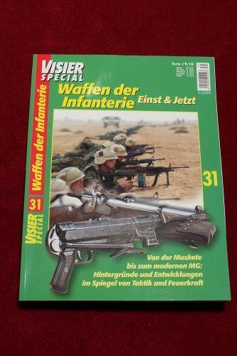 Visier Special Nr. 31 - Waffen der Infantrie