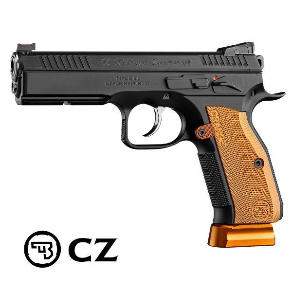 CZ - Mod. 75 SP-01 Shadow II Orange
