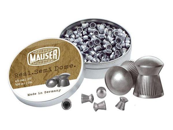Mauser - Real Semi Dome Diabolos - 4,5mm