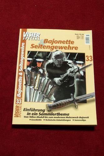 Visier Special Nr. 33 - Bajonette & Seitengewehre