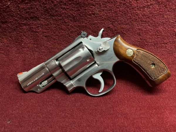 Smith & Wesson - Mod. 66-1 - .357 Mag.