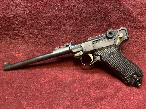 DWM / Werle - Artellerie 08 - 9mm Luger