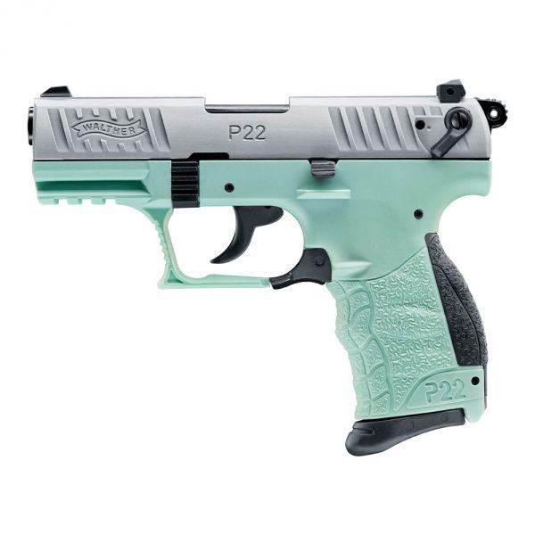 Walther - Mod. P22Q Mintos - 9mm P.A.K.