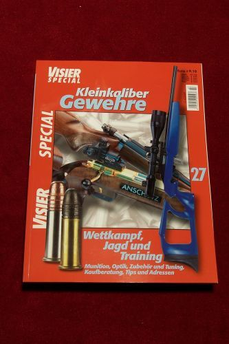 Visier Special Nr. 27 - Kleinkaliber Gewehre