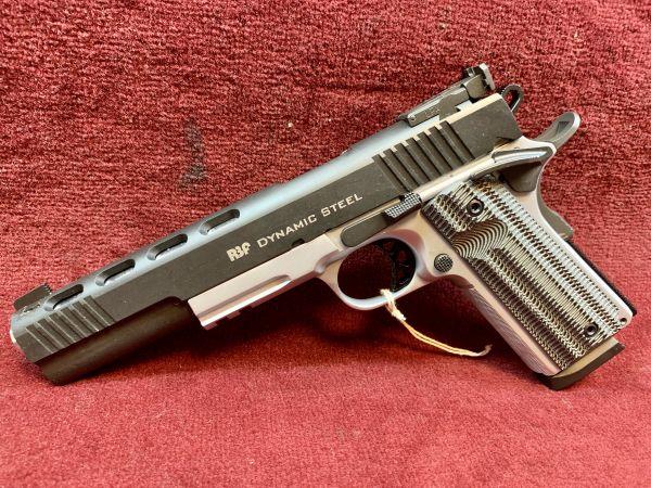 RBF - 1911 Dynamic Steel - 9mm Luger