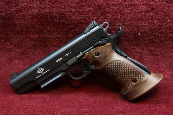 G.S.G. - Mod. 1911 - Target - .22 lfb HV