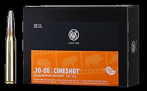 RWS - Kal. .30-06 - Cineshot - 30er