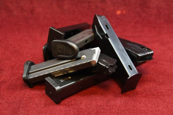 Magazin - Walther P22 -