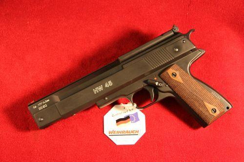 Weihrauch - Mod. HW 45 - 4,5mm