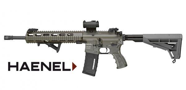 Haenel - Mod. CR223 oliv - .223 Rem.