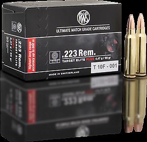 RWS - Target Elite Plus - .223 Rem. - 77gr.