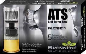 Brenneke - ATS Slug - 12/70