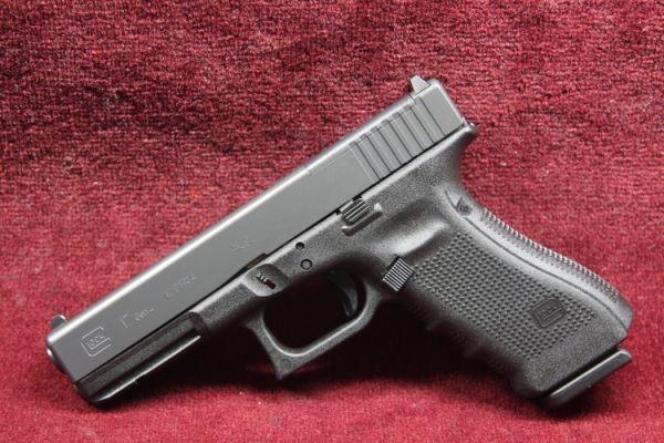 Glock - Mod. 17, Gen4 - MOS - 9mmx19