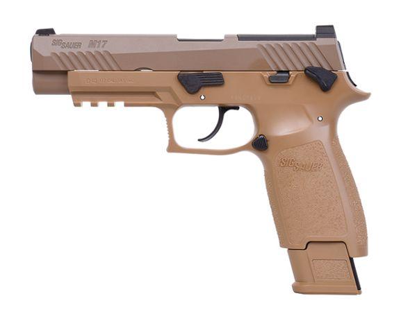 Sig Sauer - P320-M17 - 4,5mm Diabolo