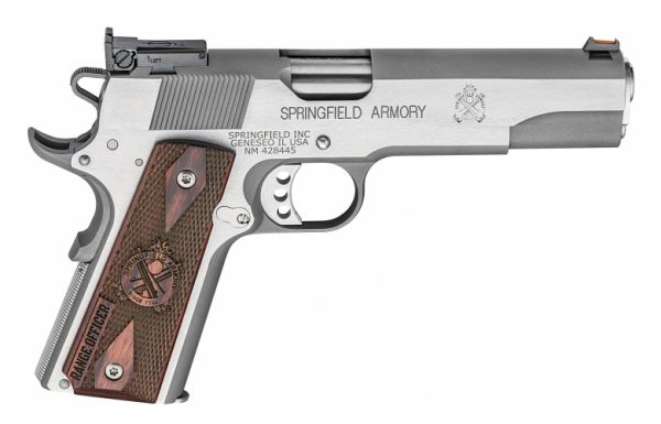 Springfield - 1911 Range Officer - 9mm Luger