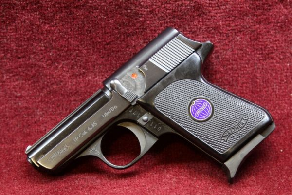 Walther - Mod. TP - 6,35mm