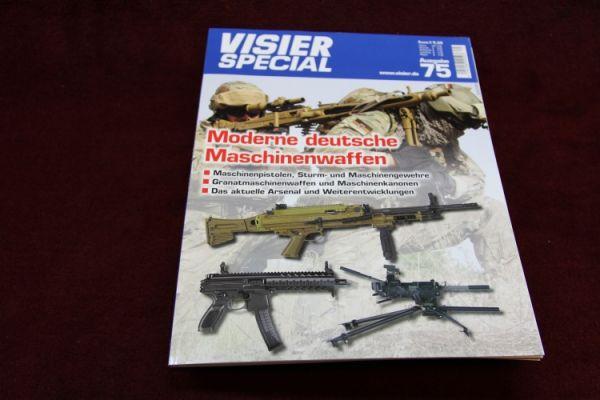 Visier Special Nr. 75 - Moderne deutsche Maschinenwaffen