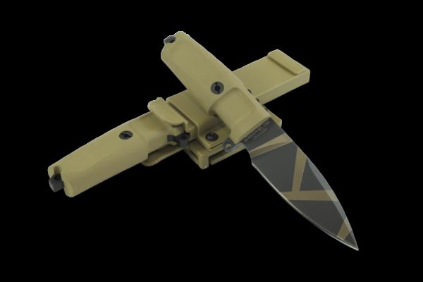 Extrema Ratio - Shrapnel OG - Desert Warfare - GEOCAMO