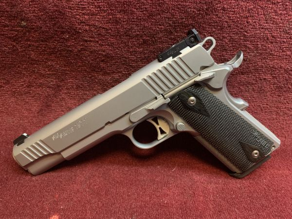 Sig Sauer - Mod. 1911 Traditional Match Elite - 9mm Luger