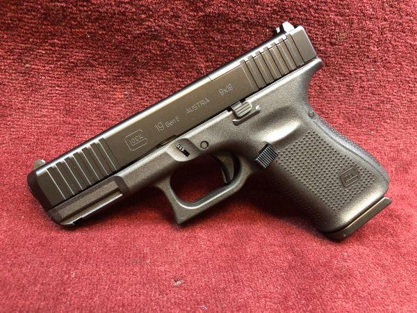 Glock - Mod. 19, Gen5 MOS, FS - 9mm Luger