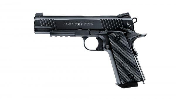 Colt - Mod. M45 CQBP Black - CO2 - 4,5 mm