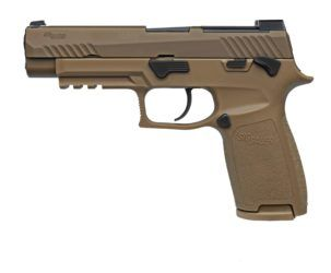 Sig Sauer - P320-M17 - 9mm Luger