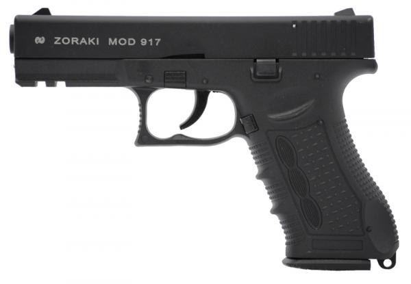 Zoraki - Mod. 917, black - 9mm P.A.K.