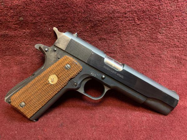 Colt - Mk IV, Serie 80 Mod. Government - .45 Auto
