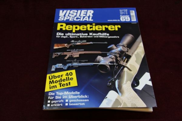 Visier Special Nr. 69 - Repetierer