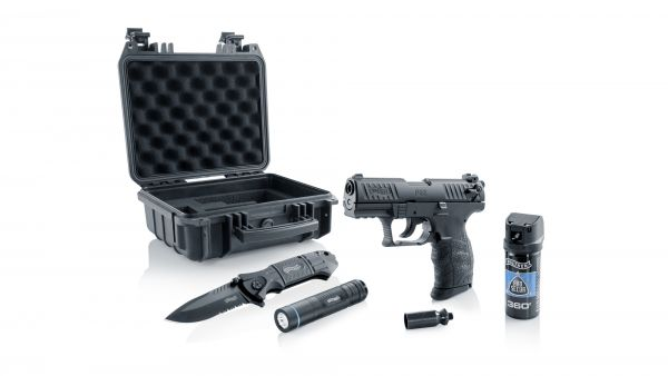 Walther - Mod. P22 Q - Ready 2 defend Set