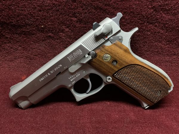 Smith & Wesson - Mod. 639 - 9mmLuger