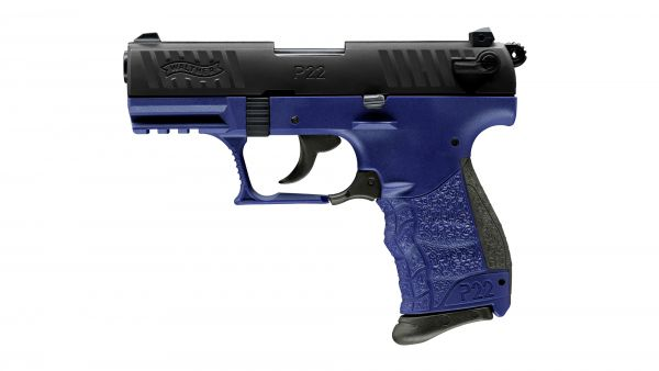 Walther - Mod. P22Q Blue Star - 9mm P.A.K.