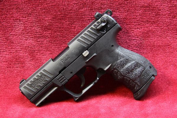 Walther - Mod. P22Q - 9mm P.A.K.